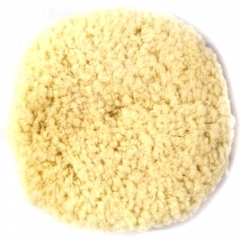 3M 33280 Double Sided Wool Compounding Pad - 9 in.