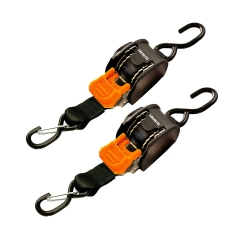 Boat Buckle F111640 Cargobuckle Mini G3 with Dual S-Hooks 2 Pack