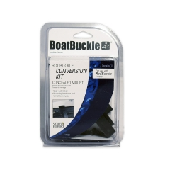 BoatBuckle F14202 RodBuckle Retractable Fishing Rod Concealed Mounting Kit Only
