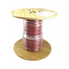 4 AWG Red Marine Battery Cable 100 Ft. Roll | Cobra A2004T-01-100