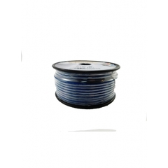 12 AWG Dark Blue Primary Marine Wire 100 Foot Roll   Cobra A1012T-02-100