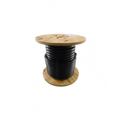 4/0 AWG Black Marine Battery Cable 100 Foot Roll | Cobra A2140T-07-100