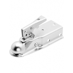 Coupler, Straight Channel, Ball Size 1-7/8