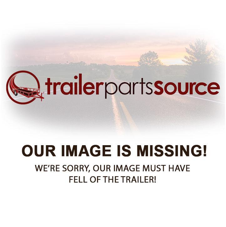 Winch 2600 lbs. 2-Speed w/Brake