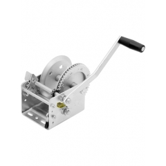 2,600 lbs. Capacity Two Speed Winch