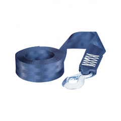 2 in. x 20 ft.  Nylon Winch Strap with Hook