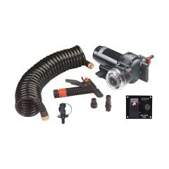 Johnson Pump 64534 5.2 GPM Aqua Jet Washdown Pump Kit