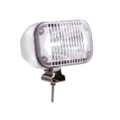Optronics DLL25WC LED Single Lamp Docking Light - White Housing