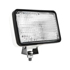 "Deck Floodlight 55-watt, stainless mounting hardware, 4"" X 6"""
