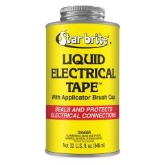 Star Brite 84137 White Liquid Electrical Tape - 32 oz.