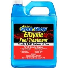 Star Brite 093000N Star Tron  Enzyme Gasoline Fuel Treatment - 1 Gallon