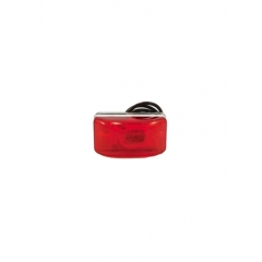 Red Waterproof Clearance/Side Marker Light